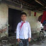 【緊急】2014年度のラオス・カンボジア・ベトナム奨学金が足りません!(奨学金申請中のベトナムの小学生)