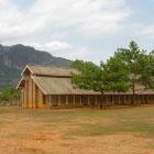 ラオス学校建設