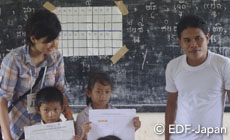 早稲田大学ラオス学校建設教育支援プロジェクト
