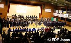 千歳市立富丘中学校