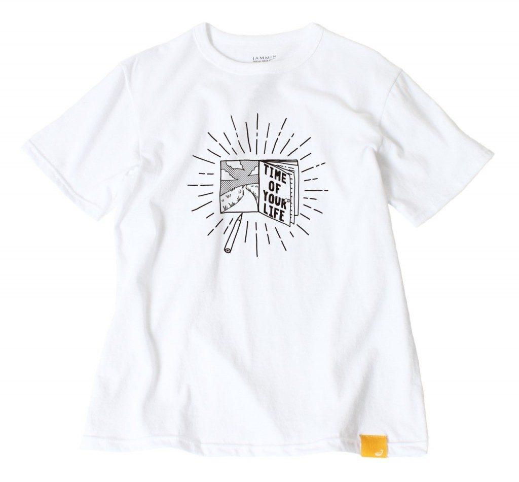 民際センターチャリティTシャツ
