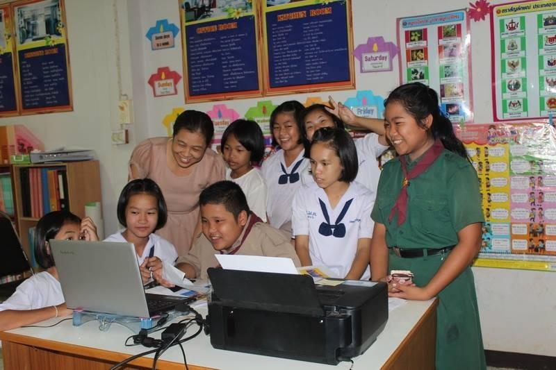 2016年のインターネット・フレンドシップ校交流