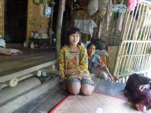 ミャンマーのダルニー奨学生