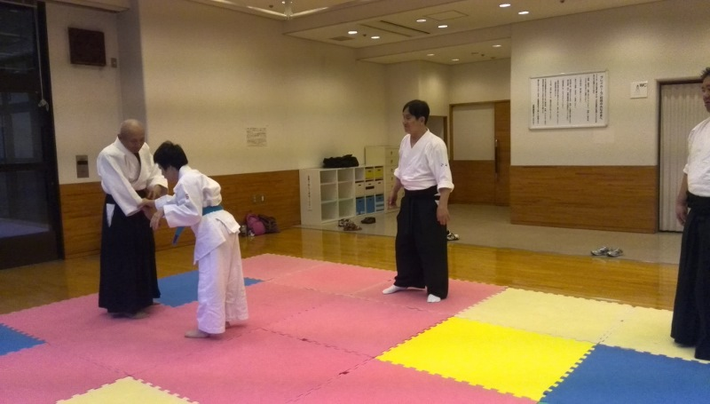 小山先生と生徒2人