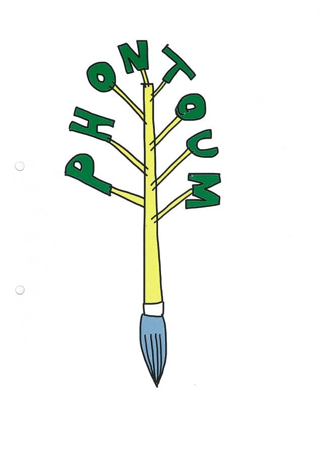 日比野氏デザインのプロジェクトロゴ