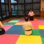 長年の奨学金支援団体、京都合気会さんを紹介します