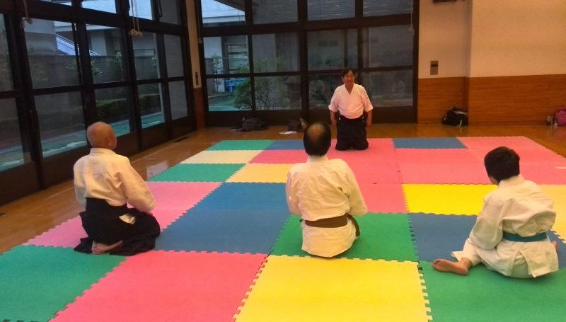 小山先生と生徒さんたち