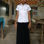 【緊急】2014年度のラオス・カンボジア・ベトナム奨学金が足りません!(奨学金申請中のカンボジアの小学生)