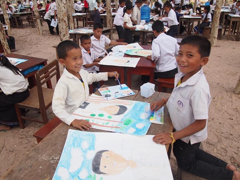 ポントゥン村小学校