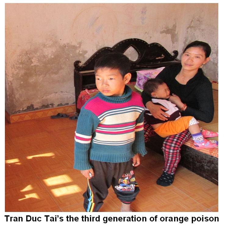 Tran Duc Taiくん