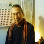 「占い館 月の扉」運命学研究家の和田悦之進さんが民際センターを応援!