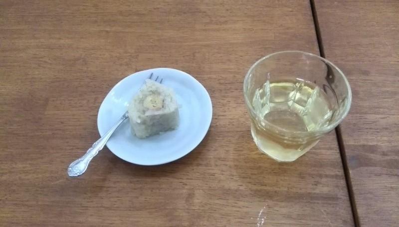カンボジアデザートとドリンク