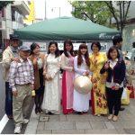 新潟ダルニー連絡会が新潟市の「万代アースフェスタ2014」に出展しました!