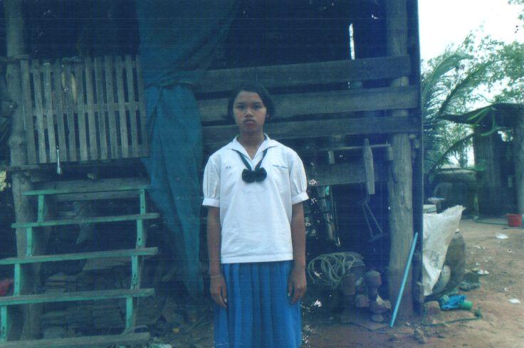 タイの子どもAさん