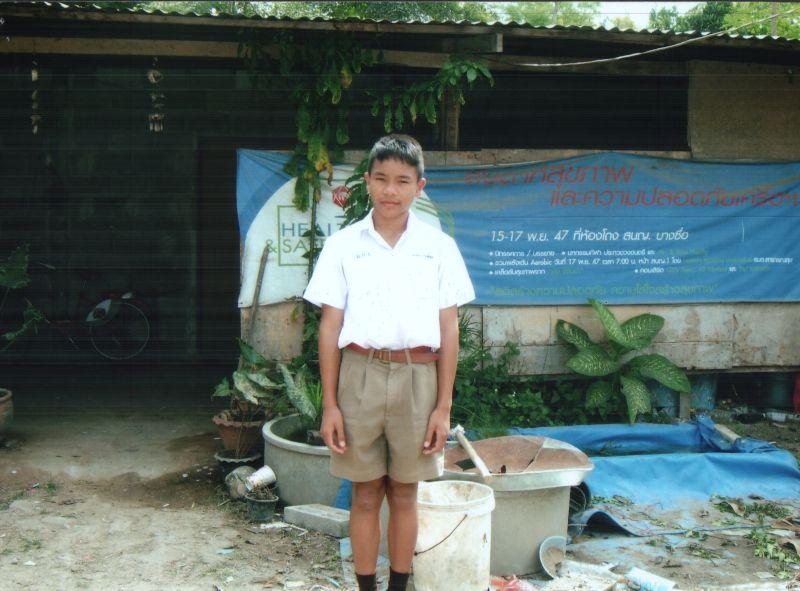タイの子どもFさん