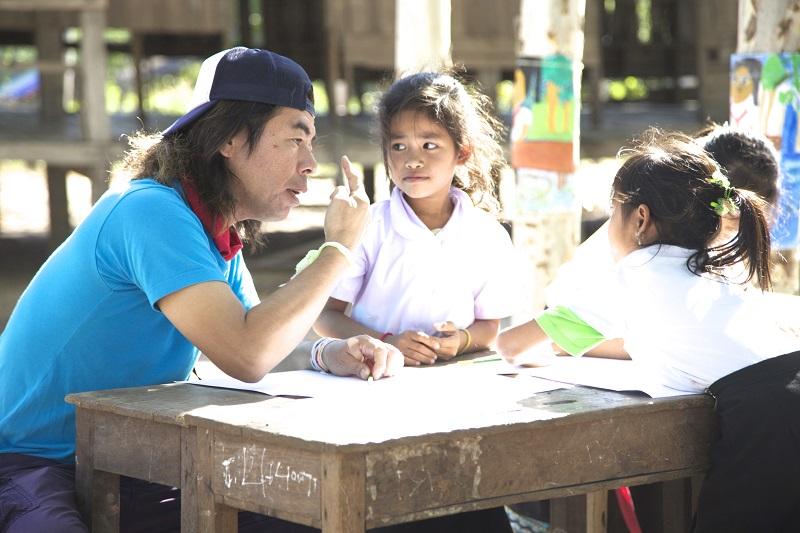 ポントゥン村美術部プロジェクト