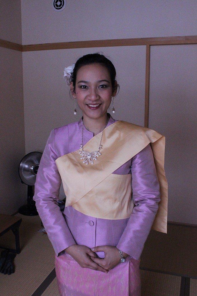 タイの留学生