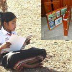 ラオスの学校へ図書セットを贈る「共感助成」プログラムがスタートしました!