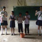 【H.I.S.×民際センター】ラオス・小学校支援と交流活動の参加者からうれしいお便りが届きました♪