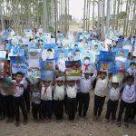 【アーティスト日比野克彦×民際センター】ラオス ポントゥン村美術部プロジェクト展 開催中です♪