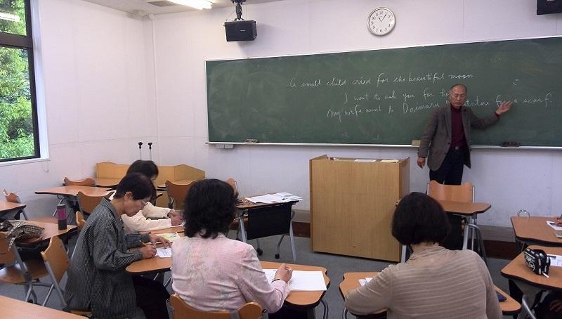 前田教諭の講座