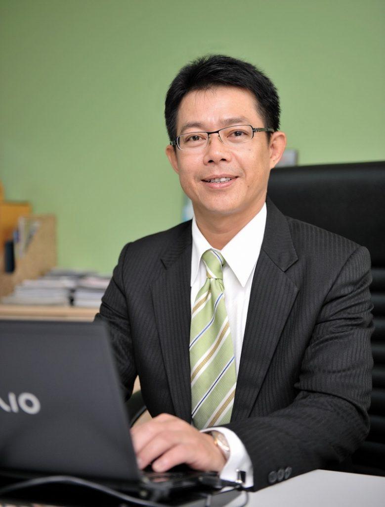 タイ事務局(EDF-Thai)事務局長