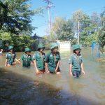 タイ洪水の被害に遭った学校に「お見舞いセット」を贈りませんか?